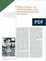 Construcción y desconstrucción del héroe