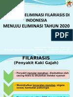 Materi Eliminasi Filaria 2015.ppt