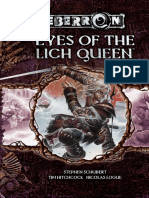 D&D 3.5 - Eberron - Adevnture - Eyes of the Lich Queen.pdf