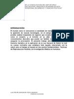 Análisis de La Aplicación Del Derecho Genético en La Ley General de Salud Ley Nº26842