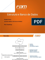 Aula 05 - Projetos Fisico - Comandos DDL