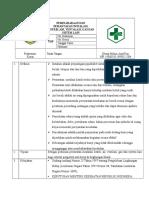 8.5.1.2 SOP Pemeliharaan Dan Pemantauan Instalasi Listrik, Air, Ventilasi, Gas Dan Sistem Lain
