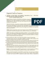 Purple Wings Tax Digests