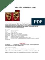 Contoh Naskah Drama Dalam Bahasa Inggris Untuk 9 Orang