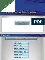Estatisticas Fiscais Estados - Divida Financeira2011