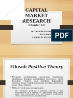 Positive theory Cap Market Research