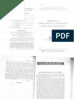 Ene Braniste - Sfintii Trei Ierarhi in Cultul Crestin BOR 1-2 1958
