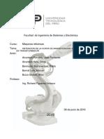 laboratorio de máquinas eléctricas UTP, OBTENCION DE LA CURVA DE MAGNETIZACION B-H UN TRANSFORMADOR MONOFASICO