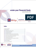 Attain Your Financial Goals Using Chanakya Niti