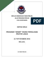 Program Pemulihan Khas Kertas Kerja