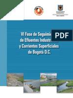 VIFase Seguimiento Efluentes Industriales-RIO AMARILLO
