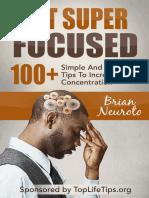 Brian Neuroto - Get Super Focused