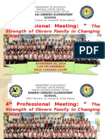 4th Professional Meeting 2016