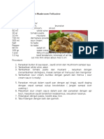 Beef Stroganoff with Mushroom Fettucine and watercress.docx