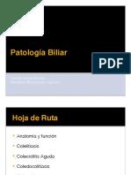 Patologia Biliar N.vargas 2013