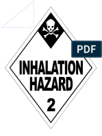 2 Inhalation Hazard