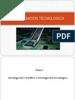 Investigacion Tecnologica i