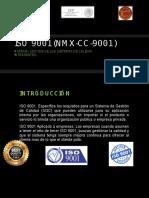 ISO 9001NMX CC 9001 Modificada