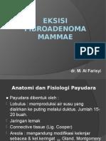 Eksisi Fibroadenoma Mammae
