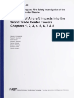 Analysis of Aircraft Impacts into the World Trade Center Towers