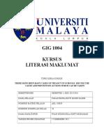 Projek Last Literacy