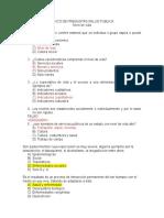 Banco de Preguntas Salud Publica