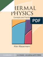 Thermal Physics (Concepts And Practice) Allen-L-Wasserman-CAMBRIDGE.pdf