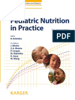 Pediatrics Nutrition in Practice
