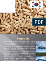 Board Paper Presentation (Palm-based Biomass Pellet)