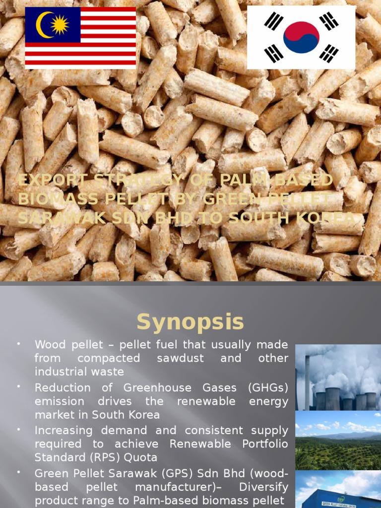 lillooet biomass energy corporation business plan for a wood pellet plant