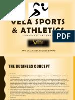 Vela Sports Athletic Pre