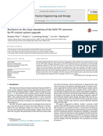 Hardware-In-The-loop Simulation of the EAST PF Converterfor PF Control System Upgrade
