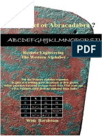 Alphabet or Abracadabra