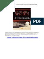 [ SCARICA ] Guerre Atomiche Al Tempo Degli Dei Le Cronache Terrestri III PDF