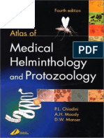 Atlas of Medical Helminthology & Protozoology, 2001, Pg