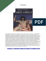 [ Scarica ] i Miti Greci PDF