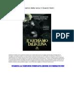 [ SCARICA ] Il Richiamo Della Luna (I Quarzi Neri) PDF