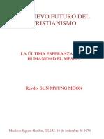 -EL NUEVO FUTURO DEL CRISTIANISMO-español