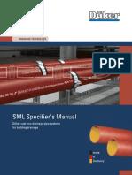GAT Specifiersmanual SML