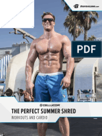 Cellucor Summer Shred