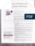 A Level - Chemistry, George Facer