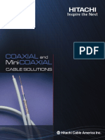 HCA Mini Coax Catalog