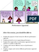 Effective Performance Appraisal