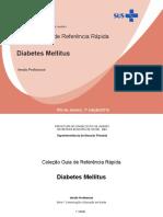 Guia sobre Diabetes Mellitus Prefeitura Rio de Janeiro