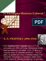 El Paradigma Historico-Cultural 2