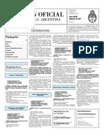 Boletin Oficial 18-06-10 - Tercera Seccion