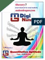 Digi-Notes-Profit Loss and Discount
