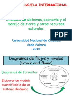 Diagramas de Flujos y Niveles