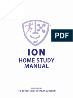 HSC Manual Chapter 1 ION