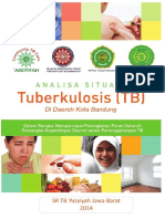 Kejadian TB Kota Bandung